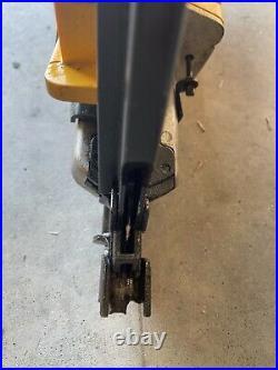 Dewalt DCN21PL 20-Volt MAX 15 Cordless Framing Nailer Tool only