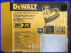 Dewalt DCN660B 16 Gauge Angled Finish Nailer ONLY