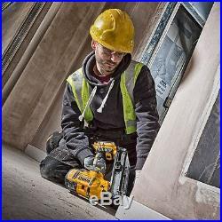 Dewalt DCN660N 18V XR Cordless li-ion Brushless 2nd Fix Nailer 16Ga Body Only