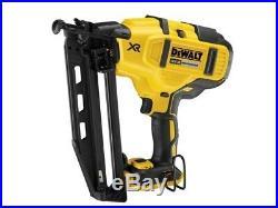 Dewalt DCN660N 18v XR Cordless Brushless Second Fix Framing Nailer Bare Unit