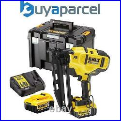 Dewalt DCN660P2 18v XR Brushless Framing Nailer + 2 x 5.0Ah Batteries + Charger