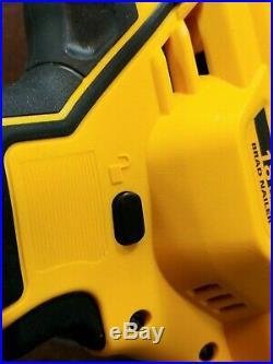 Dewalt DCN680B 20V MAX XR Lithium Brushless 18GA Brad Nailer-NEW