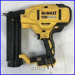 Dewalt DCN680 18GA Brad Nailer FOR PARTSTOOL ONLYM