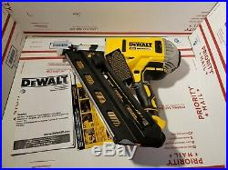 Dewalt-DCN692B 20 V MAX XR Brushless Framing Speed Nailer (Tool Only)
