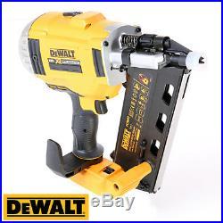 Dewalt DCN692N 18V Brushless Framing Nailer 90mm + 2 x 4ah Batteries & Charger