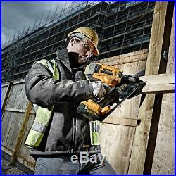 Dewalt DCN692N 18V Brushless Framing Nailer With 1 x 5Ah DCB184, DCB115 & DS400