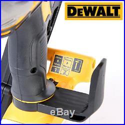 Dewalt DCN692N 18V li-ion Brushless Framing Nailer 90mm With 2 x 4ah Batteries