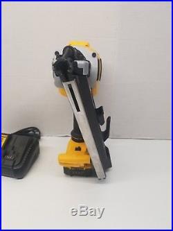 EXCELLENT DEWALT DCN692 20V XR Li-Ion Cordless Brushless Framing Nailer nail gun