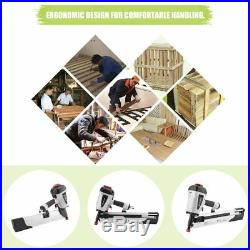 FRAMING AIR NAIL GUN 21Degree NR Up to 3-1/2 Nailer Roofing Construction Tool V
