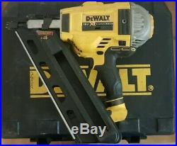 Faulty DEWALT DCN692N XR 18v 90mm Brushless Framing Nailer