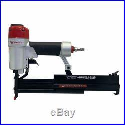 Finish Nail Gun Brad Nailer Woodworking Air Pneumatic Tools 18 Gauge Stapler