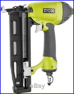 Finish Nailer Combo Kit Air Compressor 6 Gallon 150 PSI Finishing Brad Nail Gun
