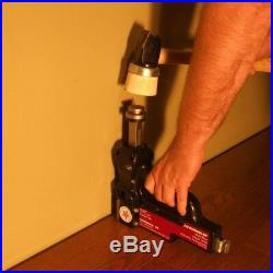 Floor Ratcheting Surface Nailer Nail Gun Tool 16 Gauge Manual Hardwood Strike