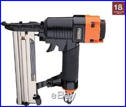 Framing Finishing Air Nail Gun Combo Kit Nailer Stapler Professional (5-Piece)