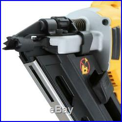 Framing Nailer Gun Staple Brushless Handheld Light Weight Variable Speed Durable