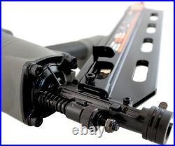 Framing Sheathing Nailer Air Nail Gun NuMax Pneumatic Full Head Strip SFR2190