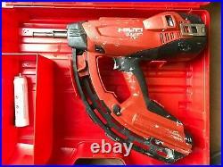 HILTI GX120 concrete nail gun, Steel and concrete nailer