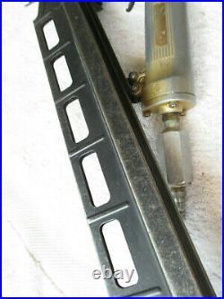 HITACHI 3 1/4 20th Anniversary Edition Gold Framing Strip Air Nailer Nail Gun