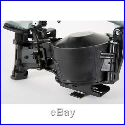 HITACHI NV45AB2 1-3/4 Air Pneumatic 15 Degree Coil Roofing Nailer Nail Gun