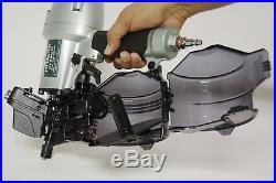 HITACHI NV65AH2 2-1/2 Air Coil Roundhead Pneumatic Siding Nailer Nail Gun