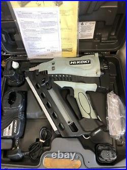 Hikoki NR90GC2 1st Fix Nail Gun, Framing Nailer, EX Display