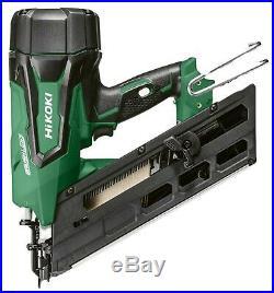 Hikoki Nr1890dc 18v Brushless 1st Fix Gasless Clipped Head Framing Nailer