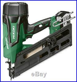 Hikoki Nr1890dc/jpz 18v Brushless 1st Fix Gasless Clipped Head Framing Nailer