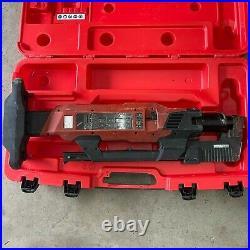 Hilti DX 9-HSN Digital High Productivity Nailer With Case Nail Fastener Gun
