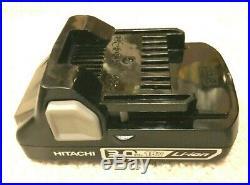 Hitachi 15Ga Brushless Angled Finish Nailer NT1865DMA Batt/Charger/Bag LAST ONES
