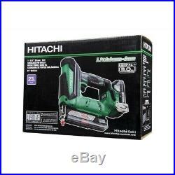 Hitachi 18-Volt Pin Cordless Nailer with Battery