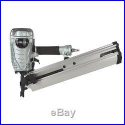 Hitachi Framing nailer nail gun round head nr90aepr nail gun 20-22° 1 year wrnty