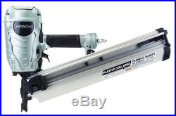 Hitachi Framing nailer nail gun round head nr90aes1 nail gun 20-22° Grade A