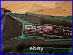 Hitachi Hikoki 90mm 18V Li-Ion Brushless Framing Nailer Nail Gun NR1890DBCL