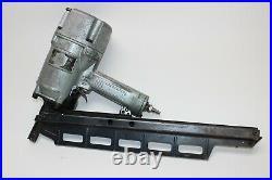 Hitachi Model NR83A3(S) Framing Nail Gun 3-1/4 Strip Nailer (For Parts Only)