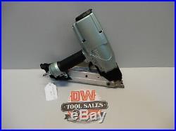 Hitachi NR65AK2S 2 1/2 Nail Gun Joist Hanger Nailer