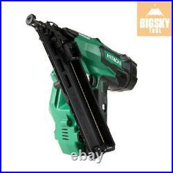 Hitachi NT1865DMA 18V Brushless 15 Gauge Finish Nailer (No Carry Bag) Rene