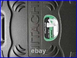 Hitachi NT65GS 2-1/2 Gas Powered 16GA Finish Nailer Full Kit + Car charger 2019