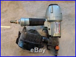 Hitachi NV65AH 2.5 Coil Round Head Siding Nailer Nail Gun NEEDS SEAL KIT