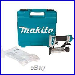 MAKITA AF353 NEW 23 Gauge, 13/8 Pneumatic Air Pin Nailer Nail Gun Kit