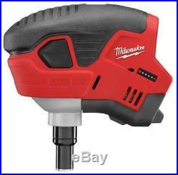 MILWAUKEE 2458-20 M12 Cordless Palm Nailer, 12V