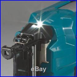 Makita DBN600ZJ 18V LXT 16G Finishing Nailer in Makpac- Body Only
