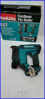 Makita DPT353Z Cordless LXT 18V 23 Gauge Pin Nailer Body Only