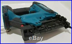 Makita DPT353 18V Cordless 23 Gauge Pin Nailer Nail Gun Unit Body ONLY