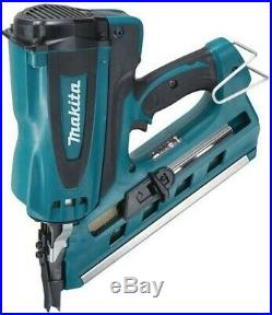 Makita GN900SE 7.2v Gas Cordless First Fix Framing Nailer 1st Fix Includes Case