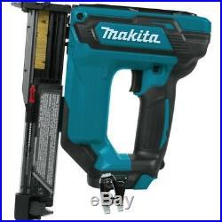 Makita PT354DZ 12V Max 10.8v Li-ion LXT Cordless Pin Nailer 23 Gauge Bare Unit