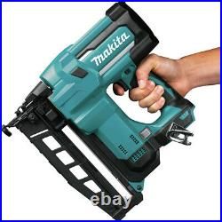 Makita XNB02Z 18V LXT Li-Ion 2-1/2 in. Straight Finish Nailer (BT) New