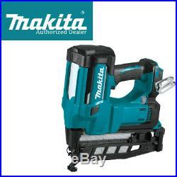 Makita XNB02Z 18V LXT LithiumIon Cordless 21/2 Straight Finish Nailer, 16 Ga