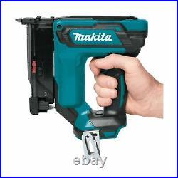 Makita XTP02Z Cordless Pin Nailer 18V LXT Lithium Ion 23 Ga Compact Power Tool