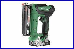 Metabo HPT Cordless Pin Nailer Kit 18V 23 Gauge 5/8 up to 1-3/8 Pin Nails Tool