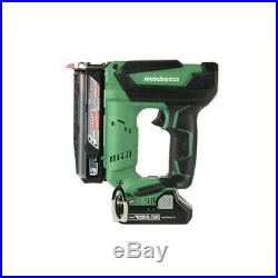 Metabo-HPT NP18DSALM 18V Brushless Li-Ion 23g Pin Nailer (Renewed C)